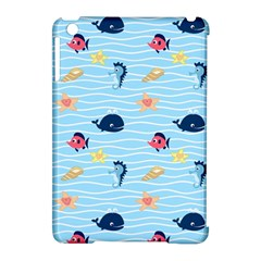 Fun Fish of the Ocean Apple iPad Mini Hardshell Case (Compatible with Smart Cover) by StuffOrSomething