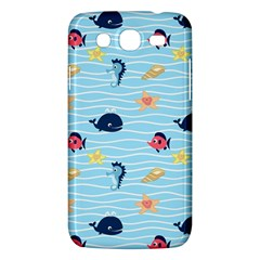 Fun Fish Of The Ocean Samsung Galaxy Mega 5 8 I9152 Hardshell Case  by StuffOrSomething