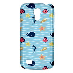Fun Fish Of The Ocean Samsung Galaxy S4 Mini (gt I9190) Hardshell Case  by StuffOrSomething
