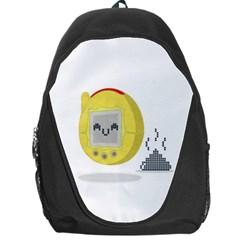 Digital Dump Backpack Bag by Contest1741955