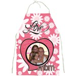 Mom s Apron - Full Print Apron