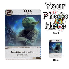 Star Wars Force Struggle (love Letter Retheme) By Ryno   Multi Purpose Cards (rectangle)   Ooojaz6f6ogv   Www Artscow Com Front 7