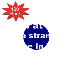 Fear1 1  Mini Button (100 Pack) by ACIM