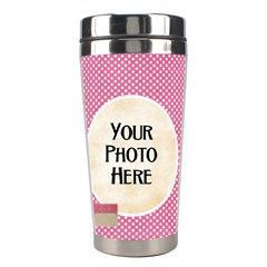 Today Tumbler By Lisa Minor   Stainless Steel Travel Tumbler   Ih26chxu8xyf   Www Artscow Com Center