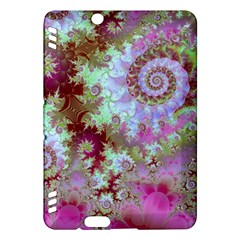 Raspberry Lime Delight, Abstract Ferris Wheel Kindle Fire Hdx 7  Hardshell Case