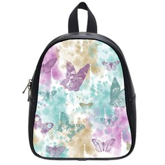 Joy Butterflies School Bag (small)