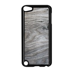 Weathered Wood Apple Ipod Touch 5 Case (black) by chivieridesigns