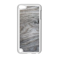 Weathered Wood Apple Ipod Touch 5 Case (white) by chivieridesigns