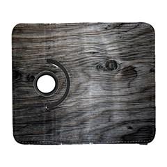 Weathered Wood Samsung Galaxy S  Iii Flip 360 Case