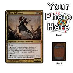 Ninja 2 By Heath   Playing Cards 54 Designs   Y4ihkzo249yz   Www Artscow Com Front - Diamond4