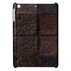 Wood Mosaic Apple Ipad Mini Hardshell Case by chivieridesigns