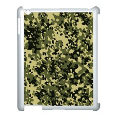Camouflage Apple Ipad 3/4 Case (white) by chivieridesigns