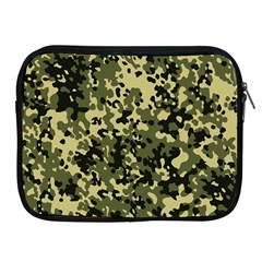 Camouflage Apple Ipad Zippered Sleeve by chivieridesigns