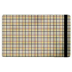 Plaid 4 Apple Ipad 3/4 Flip Case by chivieridesigns
