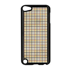Plaid 4 Apple Ipod Touch 5 Case (black) by chivieridesigns