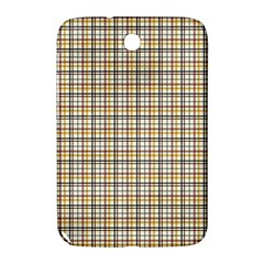 Plaid 4 Samsung Galaxy Note 8 0 N5100 Hardshell Case  by chivieridesigns