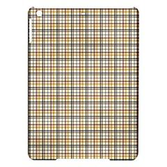 Plaid 4 Apple Ipad Air Hardshell Case by chivieridesigns