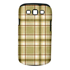 Plaid 9 Samsung Galaxy S Iii Classic Hardshell Case (pc+silicone) by chivieridesigns