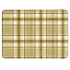 Plaid 9 Samsung Galaxy Tab 7  P1000 Flip Case