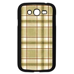 Plaid 9 Samsung Galaxy Grand Duos I9082 Case (black)