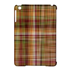 Plaid 2 Apple Ipad Mini Hardshell Case (compatible With Smart Cover) by chivieridesigns