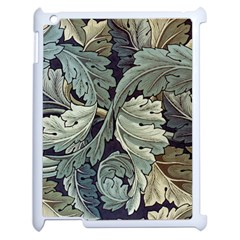 William Morris Apple iPad 2 Case (White)