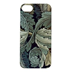 William Morris Apple Iphone 5s Hardshell Case by chivieridesigns