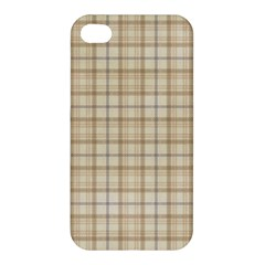Plaid 7 Apple Iphone 4/4s Hardshell Case by chivieridesigns