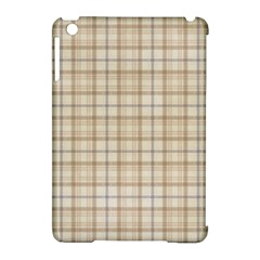 Plaid 7 Apple Ipad Mini Hardshell Case (compatible With Smart Cover) by chivieridesigns