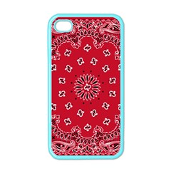 Bandana Apple Iphone 4 Case (color) by chivieridesigns