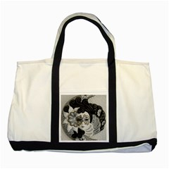 Venetian Mask Two Toned Tote Bag by StuffOrSomething