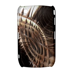 Copper Metallic Texture Abstract BlackBerry Curve 8520 9300 Hardshell Case  by CrypticFragmentsDesign