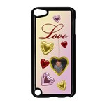Love Heart Locket Apple Ipod Touch 5 Case - Apple iPod Touch 5 Case (Black)
