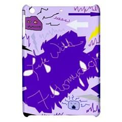 Life With Fibro2 Apple Ipad Mini Hardshell Case by FunWithFibro