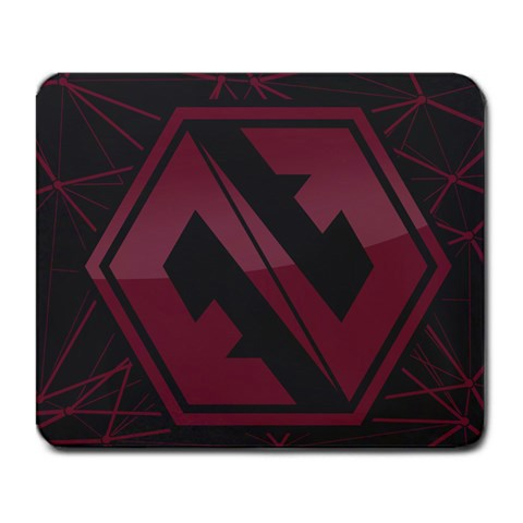 By No Dice Gaming   Large Mousepad   N5jwxfk6d94h   Www Artscow Com Front