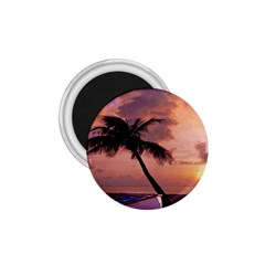 Sunset At The Beach 1 75  Button Magnet by StuffOrSomething