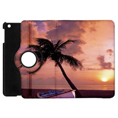 Sunset At The Beach Apple Ipad Mini Flip 360 Case by StuffOrSomething