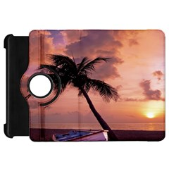 Sunset At The Beach Kindle Fire Hd 7  (1st Gen) Flip 360 Case by StuffOrSomething