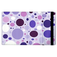 Passion For Purple Apple Ipad 2 Flip Case by StuffOrSomething