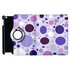 Passion For Purple Apple Ipad 2 Flip 360 Case by StuffOrSomething