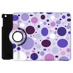 Passion For Purple Apple Ipad Mini Flip 360 Case by StuffOrSomething