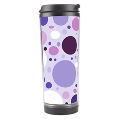 Passion For Purple Travel Tumbler by StuffOrSomething