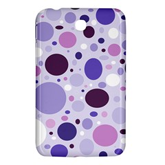 Passion For Purple Samsung Galaxy Tab 3 (7 ) P3200 Hardshell Case  by StuffOrSomething