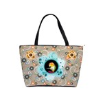 flower shoulder handbag #2 - Classic Shoulder Handbag