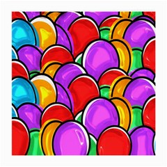Colored Easter Eggs Glasses Cloth (medium) by StuffOrSomething