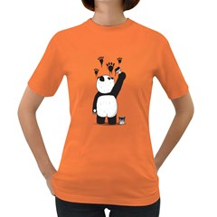 Pandalism Women s T-shirt (Colored) by Contest1836099