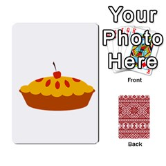 Study Card By Divad Brown   Playing Cards 54 Designs   199wp6ctrour   Www Artscow Com Front - Spade4