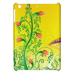 Whimsical Tulips Apple Ipad Mini Hardshell Case
