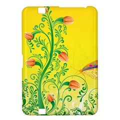 Whimsical Tulips Kindle Fire Hd 8 9  Hardshell Case by StuffOrSomething