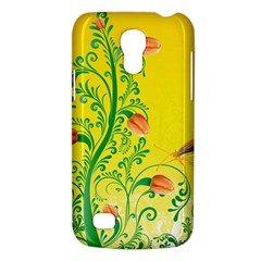Whimsical Tulips Samsung Galaxy S4 Mini (gt I9190) Hardshell Case  by StuffOrSomething
